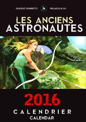 Le calendrier 2016 est toujours en vente!
